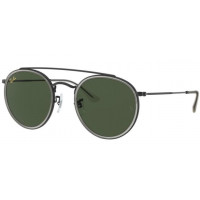 RAY BAN DOUBLE BRIDGE LEGEND GOLD RB3647N 9212/31