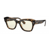 RAY BAN STATE STREET EVOLVE RB2186 1292/BL