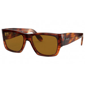 RAY BAN NOMAD LEGEND GOLD RB2187 954/33