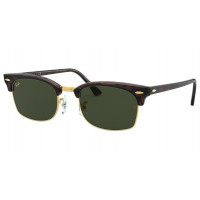 RAY BAN CLUBMASTER SQUARE LEGEND GOLD RB 3916 1304/31