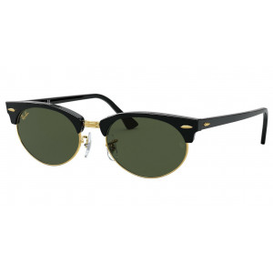 RAY BAN CLUBMASTER OVAL LEGEND GOLD RB3946 1303/31